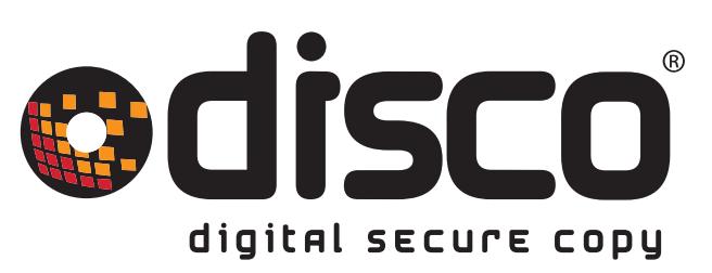 Disco | Digital Secure Copy